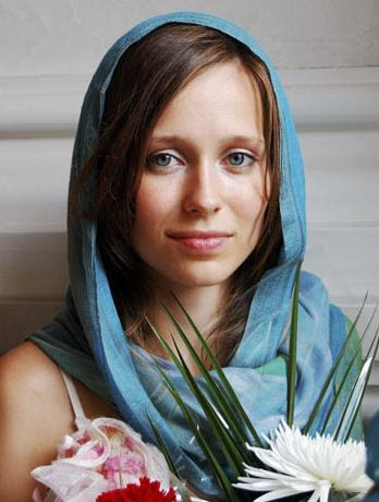 3- Beleza russa - sorriso misterioso