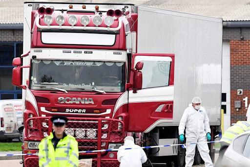 Cảnh sát Anh thông báo nguyên nhân tử vong của 39 người Việt trong container: Do ngạt khí và quá nóng