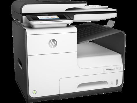HP PageWide Pro 477dw-Multifunktionsdrucker(D3Q20B)  HP ...