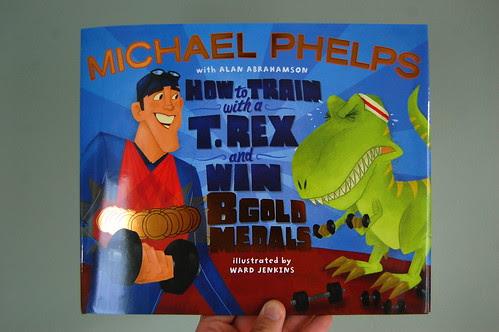 How To Train With a T. Rex: front cover