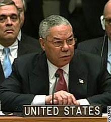 Colin Powell's Speech on WMD