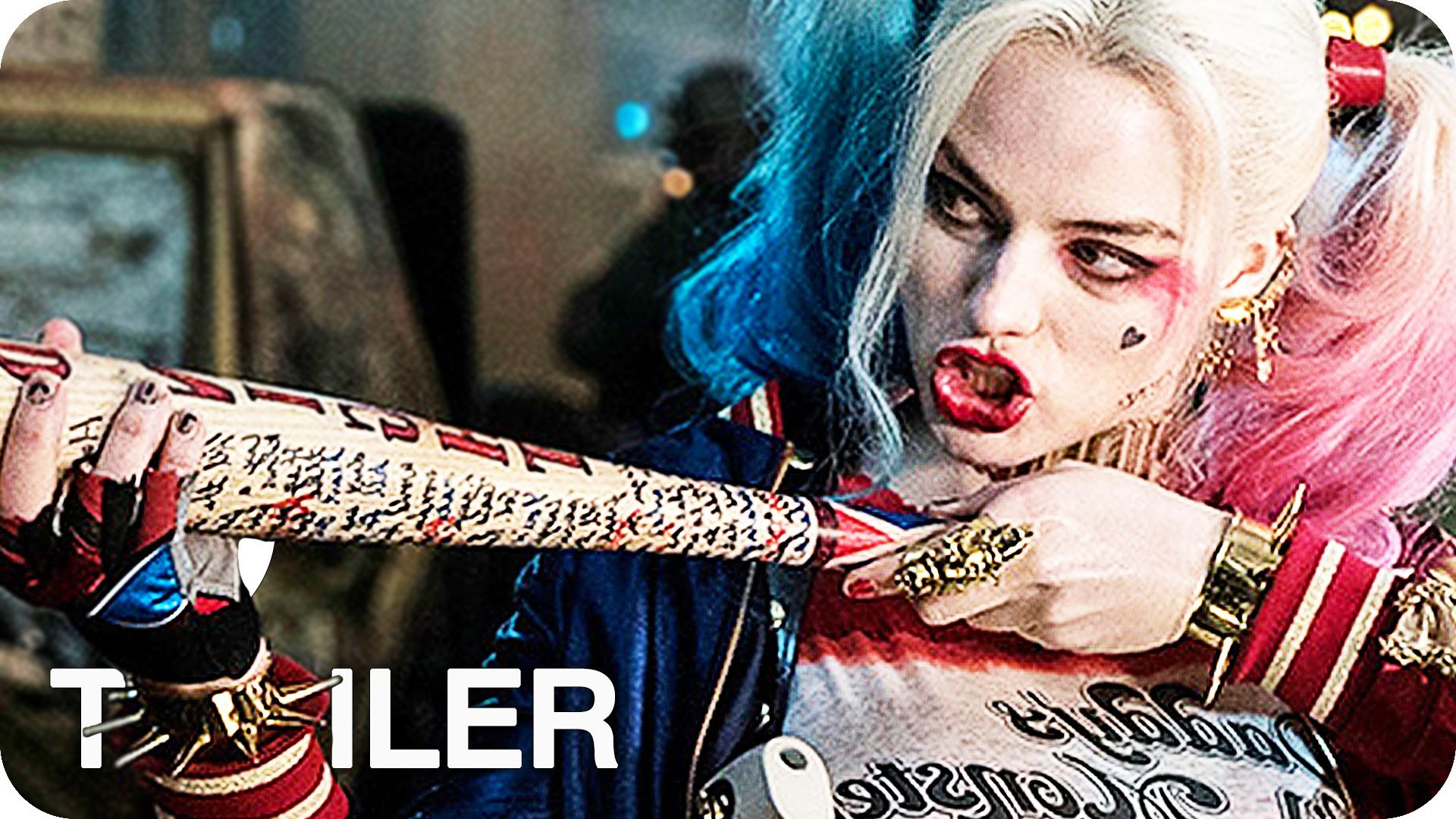 Margot Robbie Suicide Squad Wallpapers Posted By Ethan Simpson