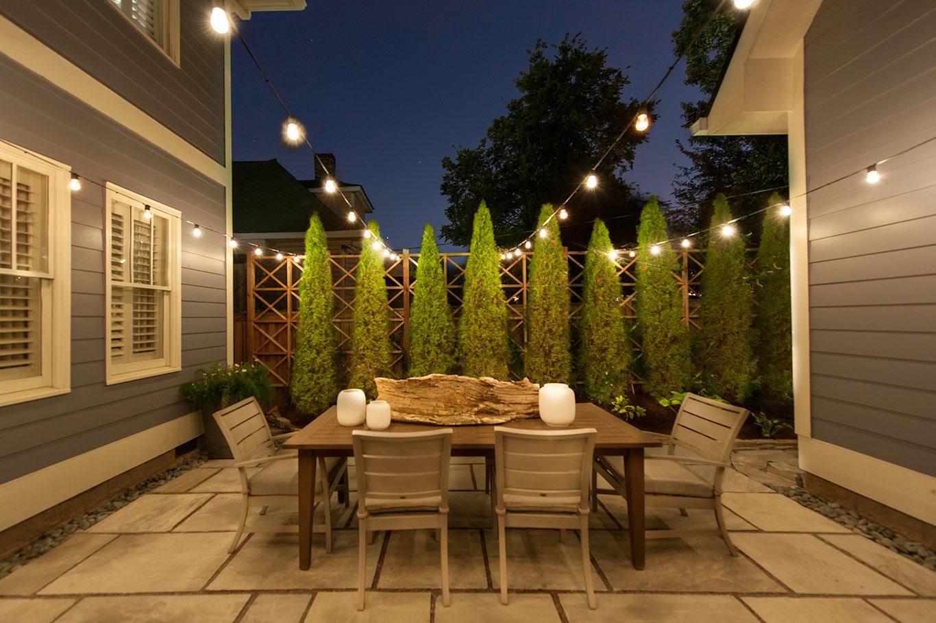 Custom String Lights | Light Up Nashville | Outdoor String ...