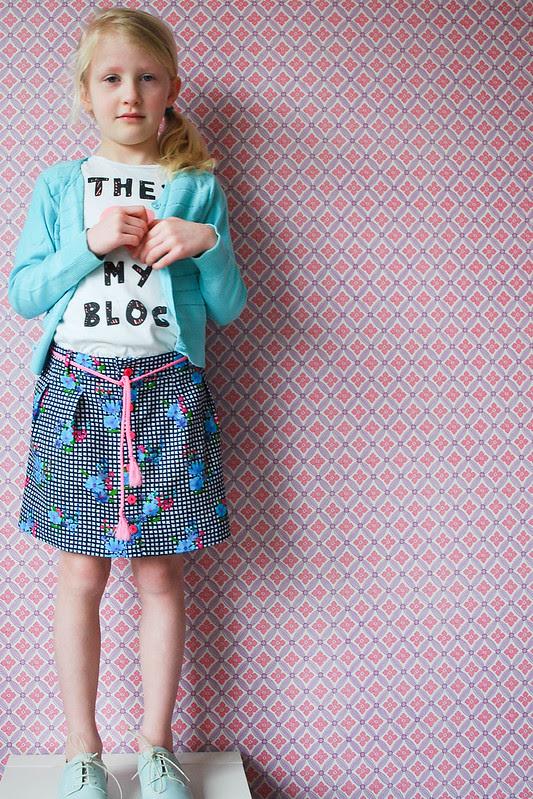 Vintage Ayashe skirt
