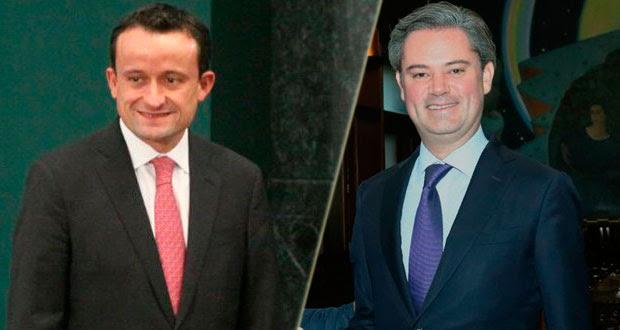 Arriola va con PRI por CDMX; Nuño, a coordinar campaña de Meade