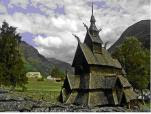 borgund-church
