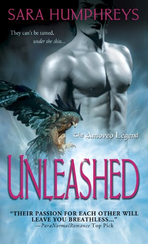 Unleashed (The Amoveo Legend) by Sara Humphreys