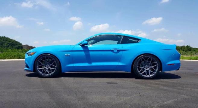 MOTM: Hypermotive's 2017 Grabber Blue Mustang GT | 2015+ Mustang