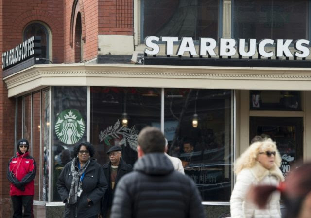 When Starbucks promised to hire 10,000 refugees it faced a boycott call from US President Donald Trump's supporters