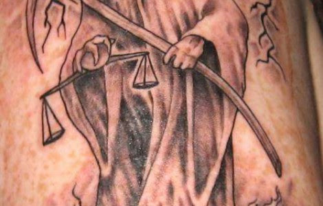 Grim Reaper Tattoos Designs Free Tattoos Designs Ideas