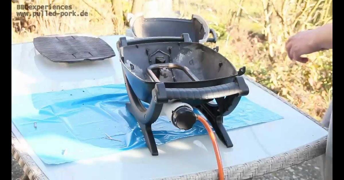 Pulled Pork Gasgrill Q 220 : Holzkohlegrills elektrogrill: weber q 220 brenner ausbauen