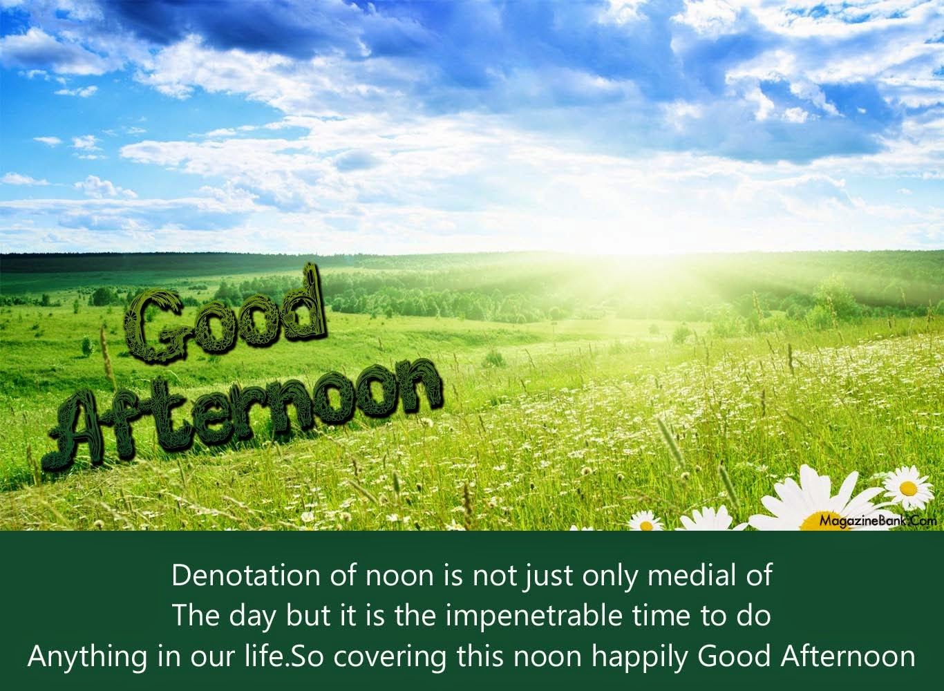 Quotes About Good Afternoon 85 Quotes