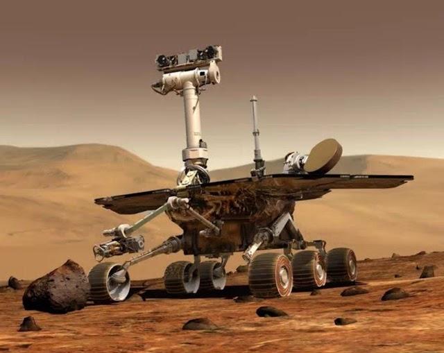 Robô chinês Zhurong pousa em Marte para iniciar investigações no planeta