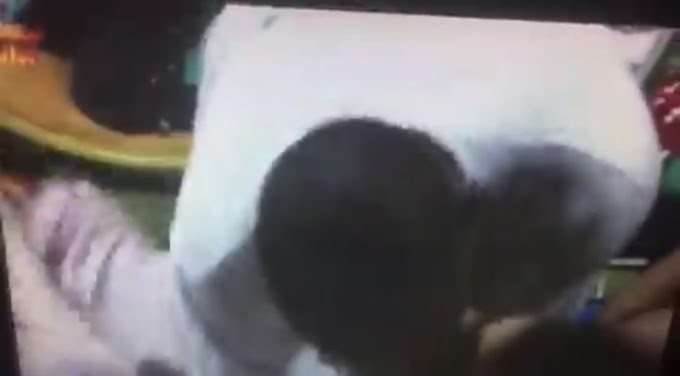 Bbnaija: CRISIS SET IN WHEN OMASHOLA KISSED VENITA.. SEE THE FULL EVENT