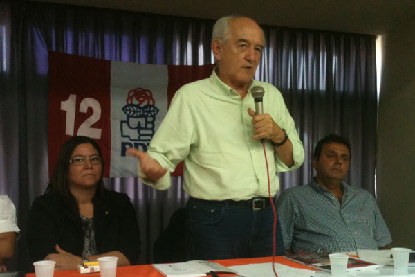 Manoel Dias destaca projetos do PDT para a disputa eleitoral