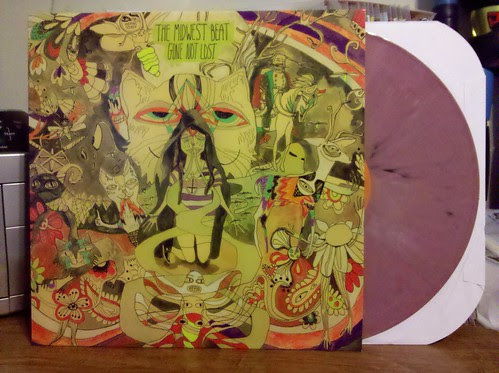 The Midwest Beat - Gone Not Lost - Light Purple Vinyl /100