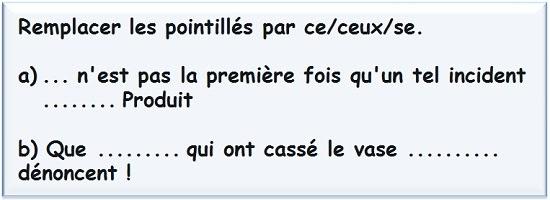 QCM-CONCOURS-GRATUITS: #04 - Exercices interactifs de français