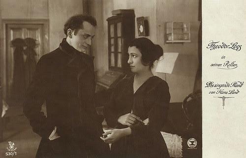 Theodor Loos in Die singende Hand (1918)