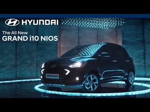 Hyundai start booking to grand i10 nios.