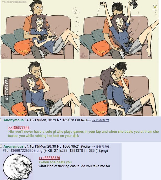 That Feel When No Gf Meme By Metalgecko27 Memedroid