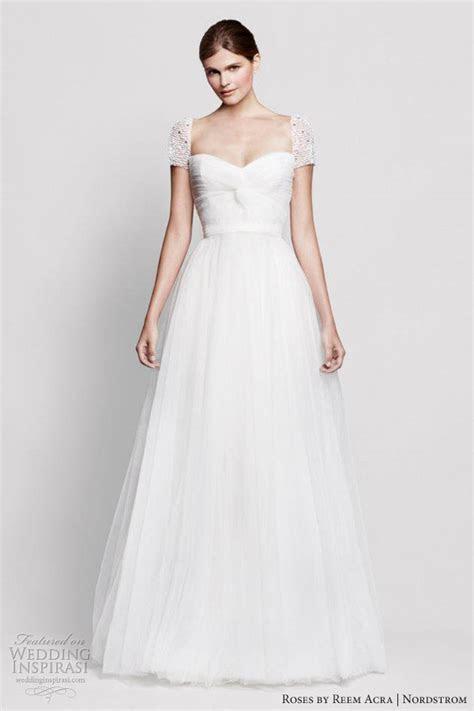 Roses by Reem Acra for Nordstrom Wedding Dresses   Wedding