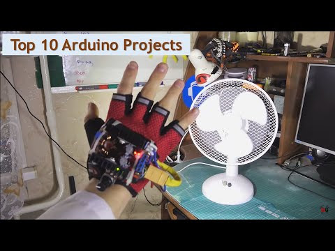 Top 10 Arduino Projects For All Time | Electrical Engineering Innovative Projects