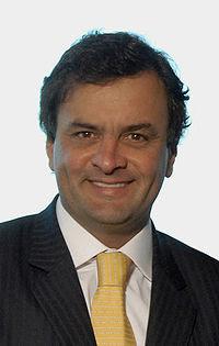 Aécio Neves Origem: Wikipédia, a enciclopédia livre. Esta página ou ...
