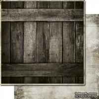 Лист двусторонней скрапбумаги от 7 Dots Studio - Destination Unknown - Walk the Plank, 30x30 см, 1 шт. - ScrapUA.com
