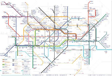 Bbc Underground Map Bbc Tube Map | Kitchen 2018