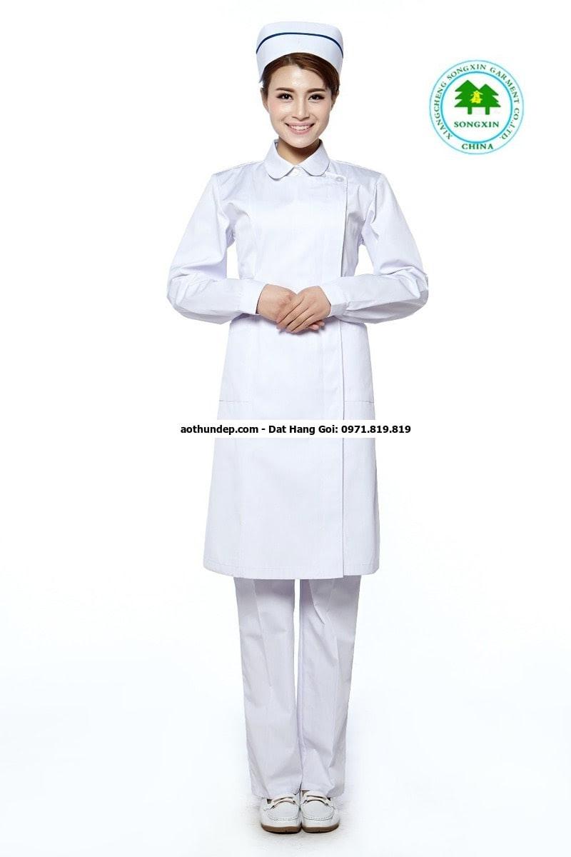 đồng phục y tá điều dưỡng