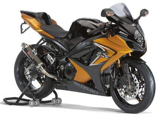 Suzuki GSX R1000 550x392 Top 10 Fastest Super Bikes of 2012