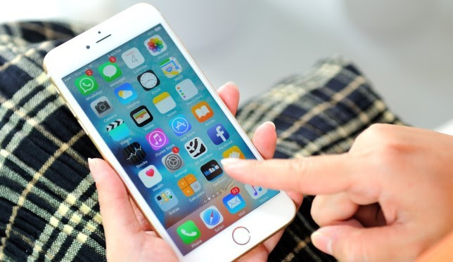 3D Touch, iPhone 6S, iPhone 6s Plus, cảm biến, màn hình