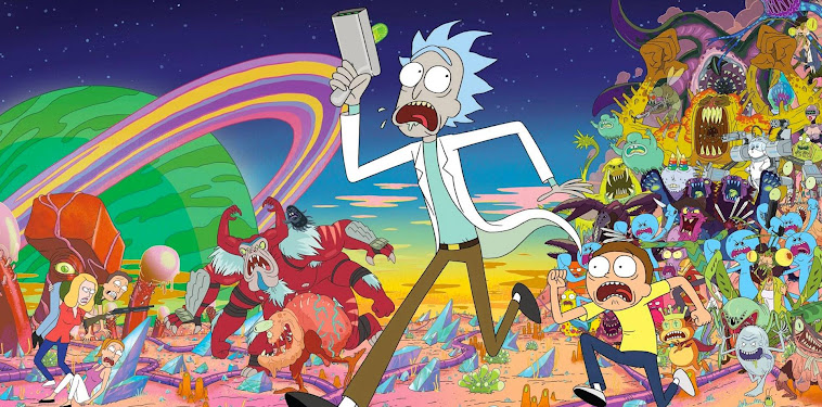 Rick And Morty Desktop Wallpaper