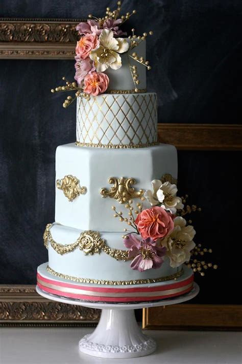 Unique Wedding Cake Ideas That Will Trend In 2018