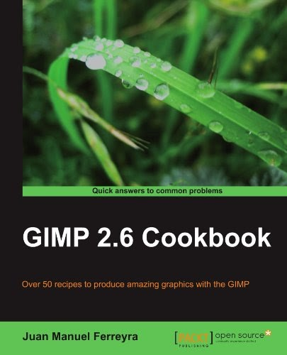 GIMP 2.6 cookbook