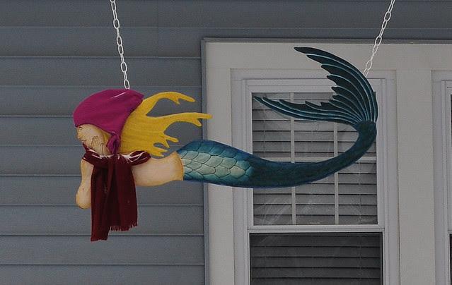Chilly Mermaid
