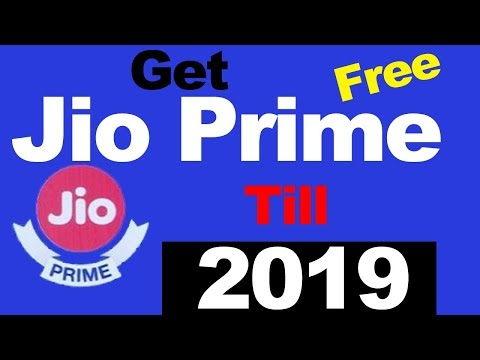 Free Reliance Jio Prime Membership Extended For One Year