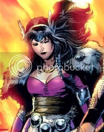 Mulheres do Thor