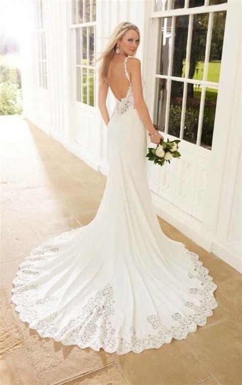 Wedding Dresses   Sheath Wedding Dress   Martina Liana