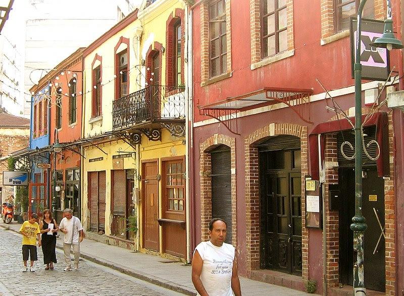 Αρχείο:Street in Ladidaka neighbourhood of Thessaloniki July 2006.jpg