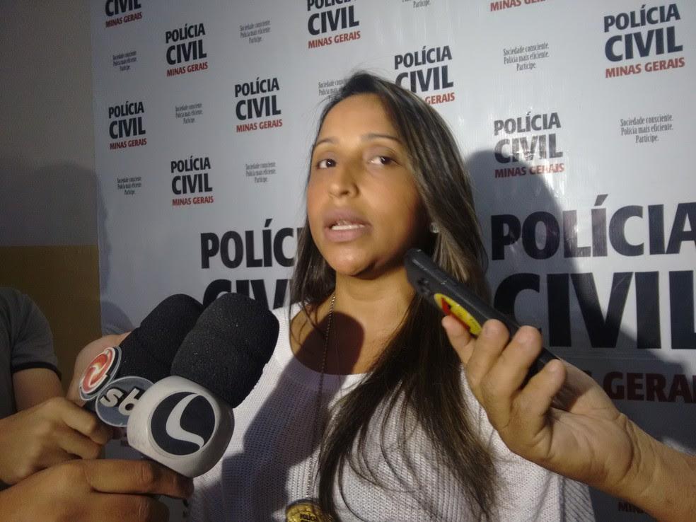 Delegada contou que suspeito disse não fazer nada de errado, apenas vendia ilusão (Foto: Zana Ferreira/G1)