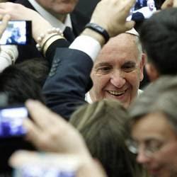 Il Papa all'incontro con il Cammino neocatecumenale