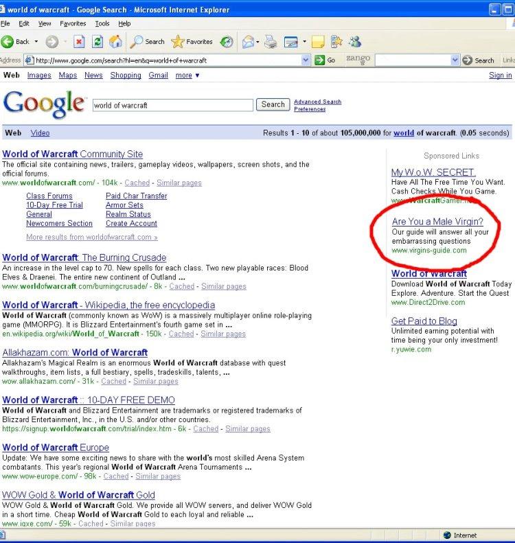 google is uncanny!