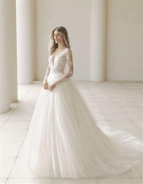rosa clara bridal wedding dress collection fall