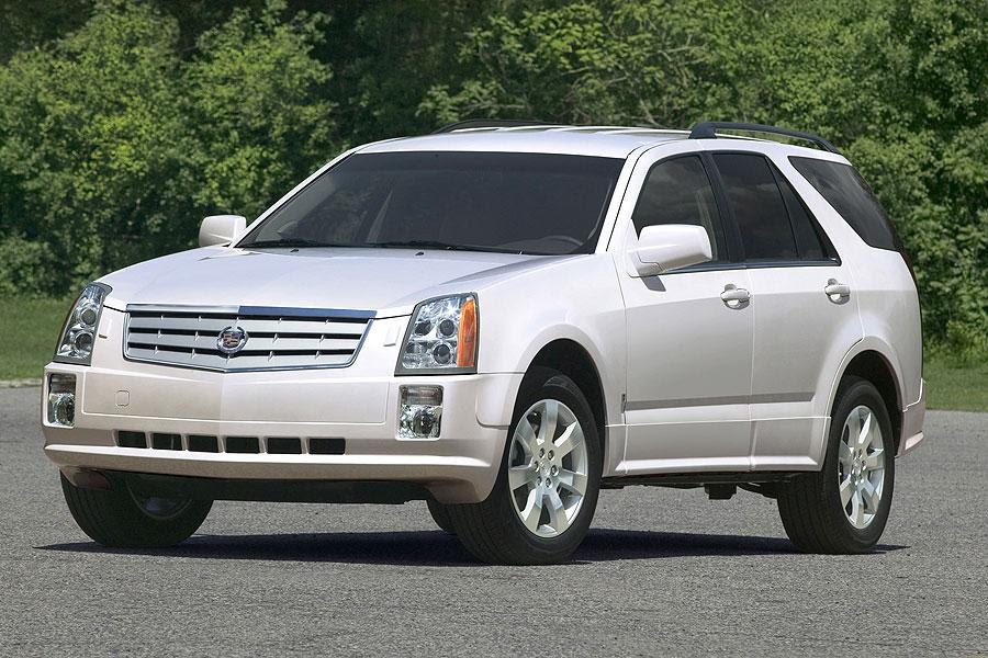 2007 Cadillac SRX Reviews, Specs and Prices | Cars.com