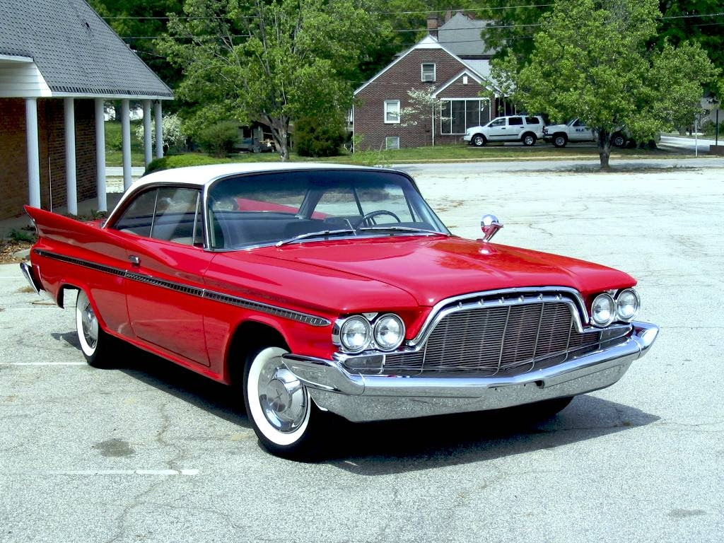 1960 Desoto Fireflite Information And Photos Momentcar