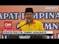 Begini Gaya Pidato Politik Tommy Soeharto: Gagap dan Blekak Blekuk