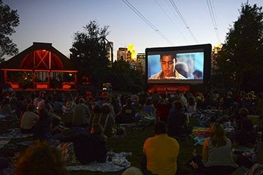 Movies In The Park Minneapolis
