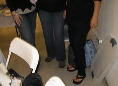 Me, Ann Denise and Debrina! 2