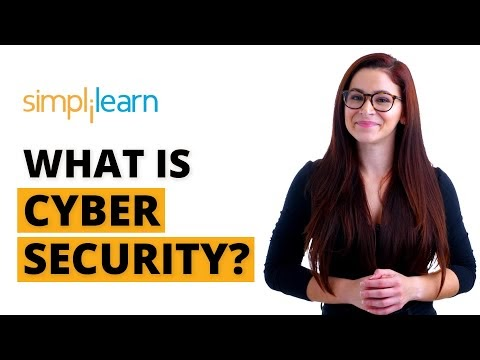 Cyber Security In 1 Minute | What Is Cyber Security: How It Works? | #Shorts | Simplilearn